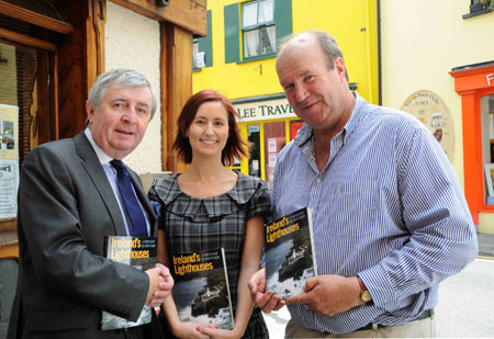Book Launch in Kinsale