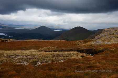 Caha Mountains