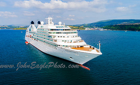 Seabourn Quest cruise liner