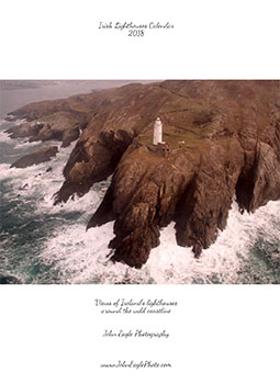 Irish Lighthouse Calendar 2018