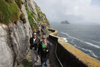 On Skellig Michael