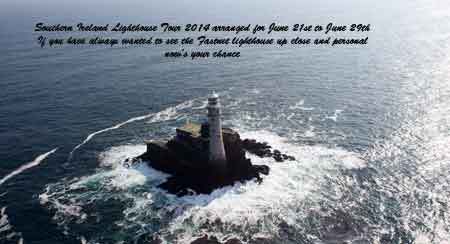 Irish lighthouse tour