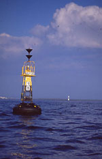 Wheat Rock Buoy